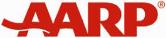 Logo for AARP